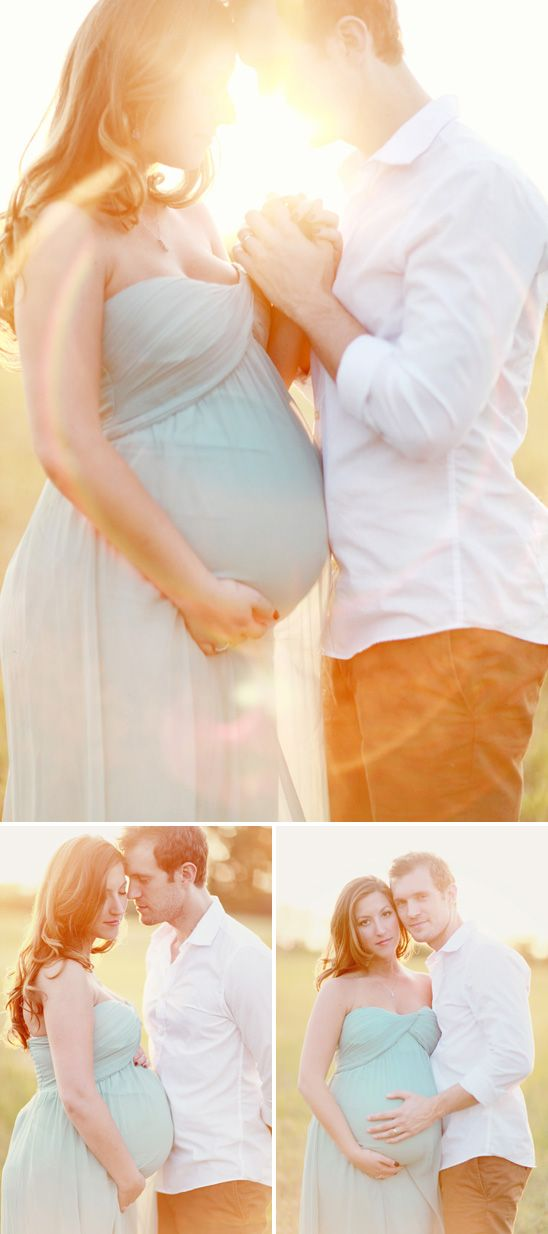 Stunning Maternity Photos of Vania from Simply Bloom Photography - On to Baby