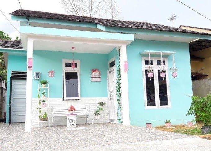 Warna Rumah Elegan