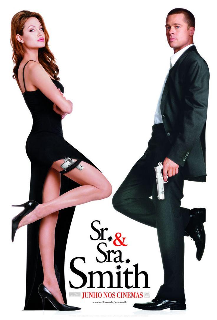 Assistir online Filme Sr. e Sra. Smith - Dublado - Online | Galera Filmes