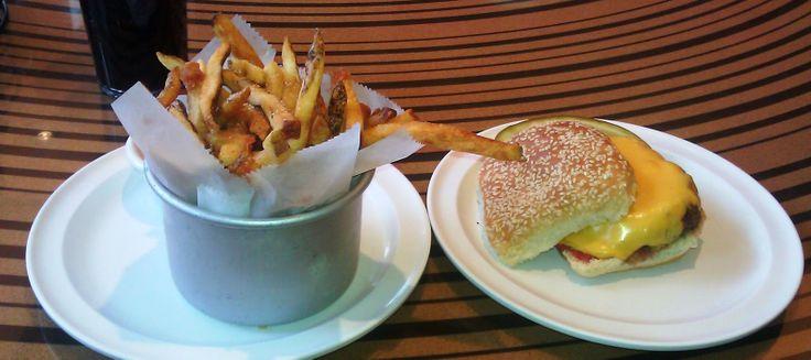 The Palace Classic Burger from Bobby's Burger Palace--Las Vegas, NV