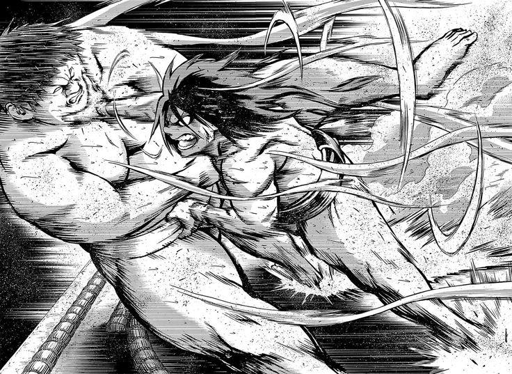Hinomaru - Hinomaru Zumou  #hinomaru #sumo #manga #hinomaruzumou #TwoPageSpreads