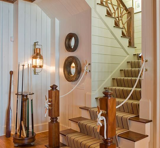 Best 25 Nautical Lighting Ideas On Pinterest