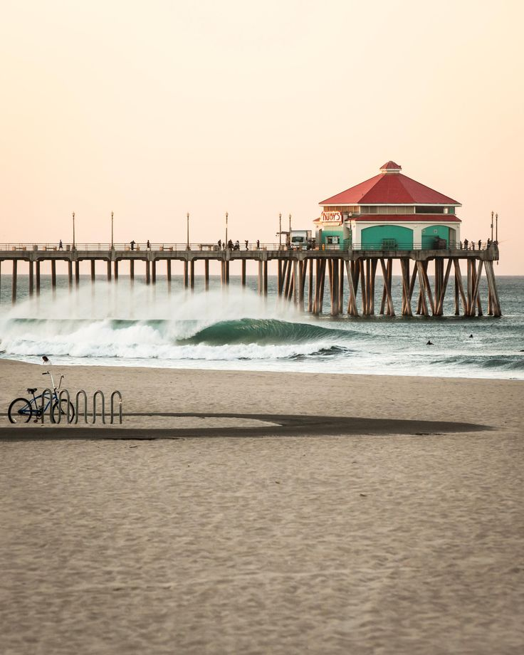 90 best huntington beach pier images on pinterest for Huntington beach pier fishing