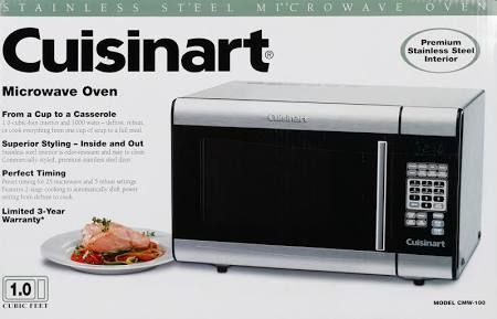 Cuisinart Cmw 200 1000w Countertop Convection Microwave