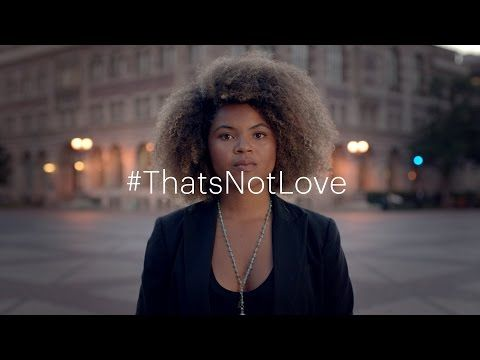 #ThatsNotLove Campaign Shows Just How Subtle Relationship Abuse Can Be & How To Recognize It | Bustle
