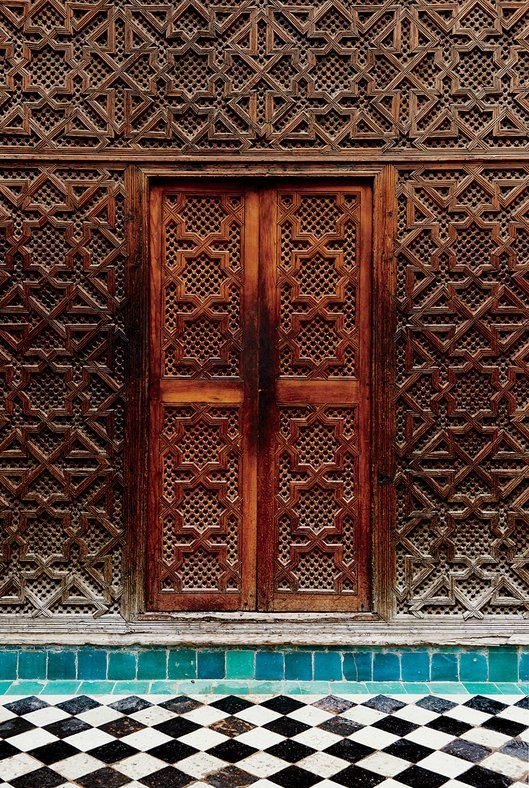 20 Beautiful Reasons You Need to Visit Fez Morocco Right Now & 555 best Moroccan doors / Portes marocaines images on Pinterest ...