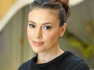 Alyssa Milano - I can't wait for Mistresses to start!
