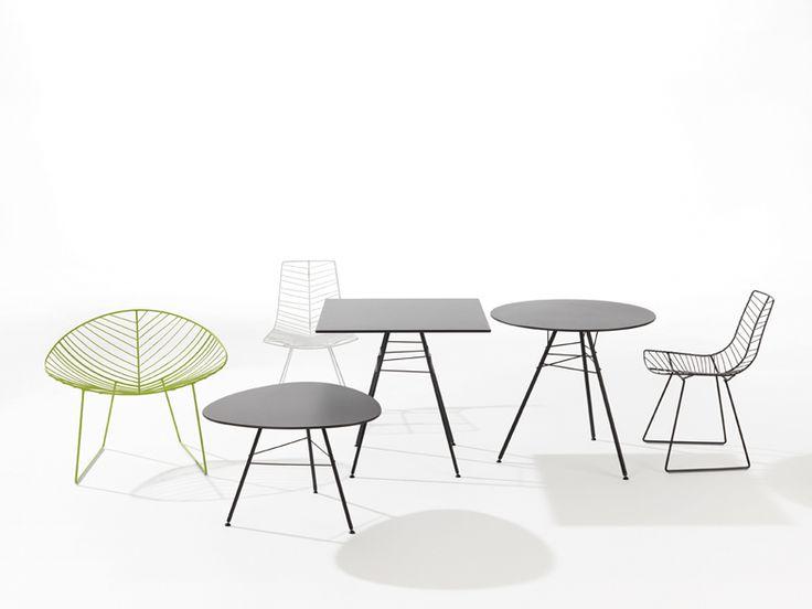 Садовое кресло LEAF | Садовое кресло - Arper