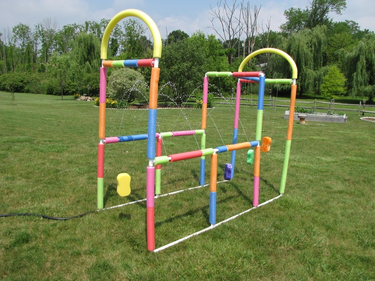 Best 20 kid car wash ideas on pinterest pvc pipe for Best water pipe for outside