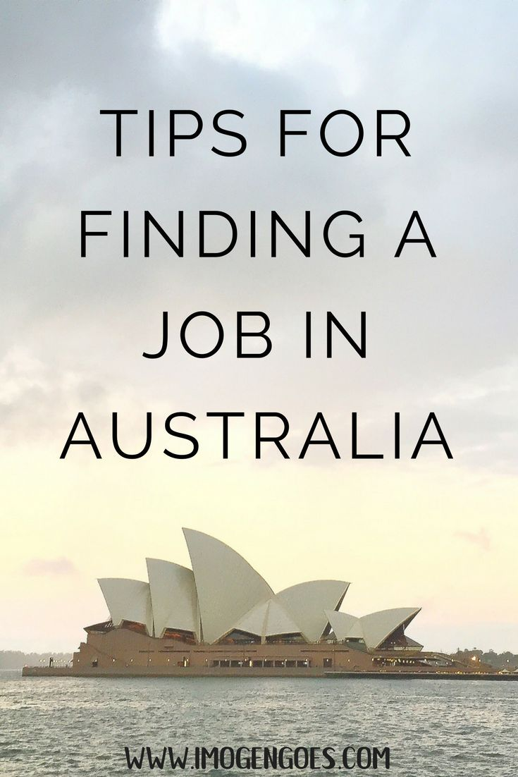 Are you planning a working holiday in Australia? With Australia having some of the highest living costs in the world, finding work during your working holiday is a necessity! I've lived and travelled on a working holiday in Australia for nearly two years now and here is my honest and detailed account of how I found every single job that's kept me travelling. www.imogengoes.com/