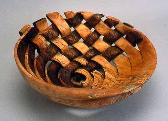".""black and white bowl""...michele holzapfel"