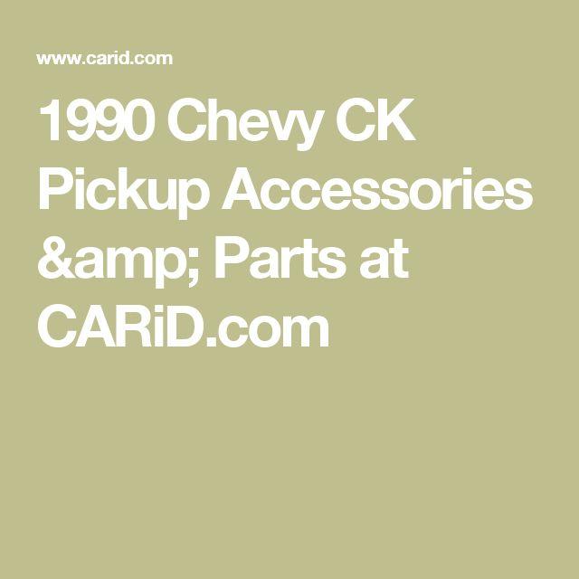 1990 Chevy CK Pickup Accessories & Parts at CARiD.com