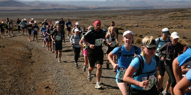 Tussock Traverse: A challenge for the whole family - Sport - NZ Herald News
