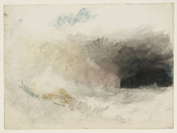 'Longships Lighthouse, Land's End, from the North-East', Joseph Mallord William Turner