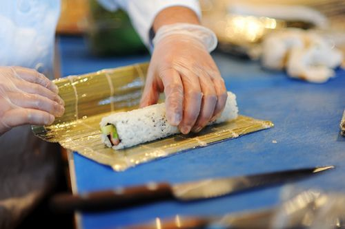 Sushi 101: How to Make Sushi Rolls | The Pioneer Woman Cooks | Ree Drummond
