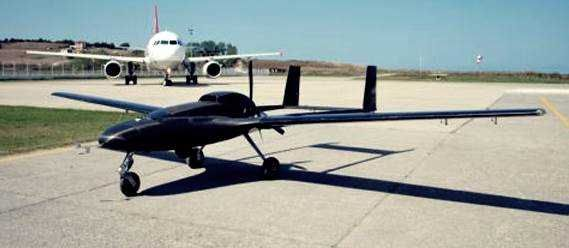 UAV_Unmmaned-Aerial-Vehicle-drone