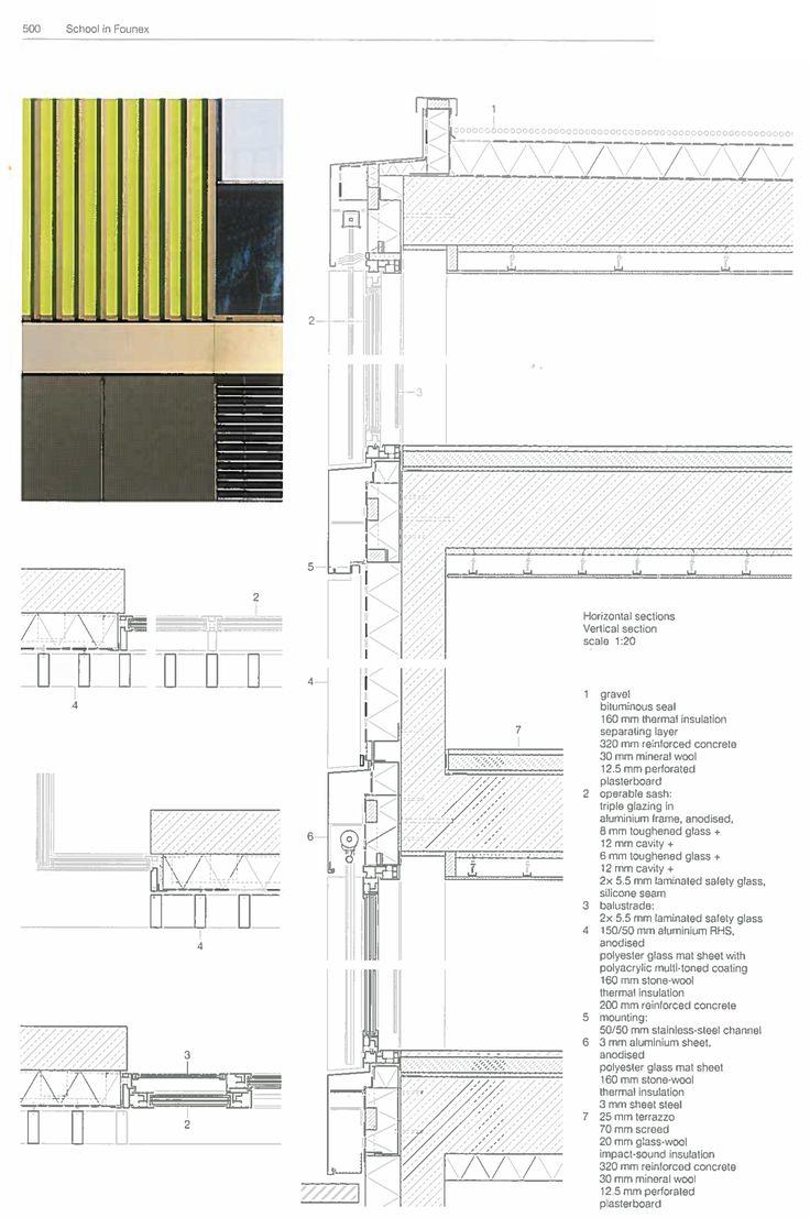 Treppen architektur detail  86 besten Konstruktion Bilder auf Pinterest | Riegel, technische ...