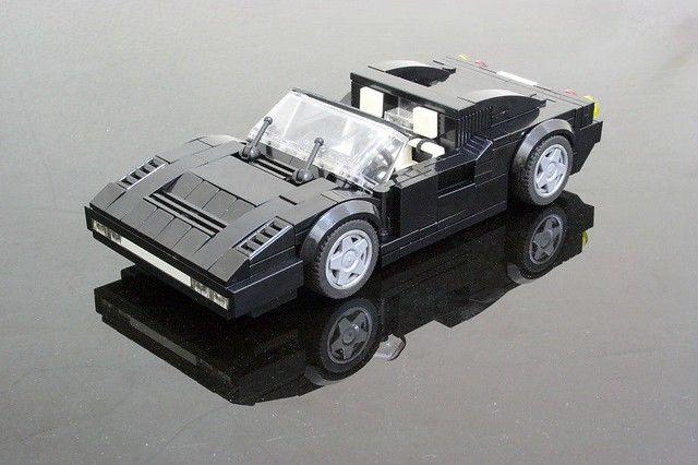 A Ferrari Fleet To Feed Your Fancy Lego Cars Lego Speed Champions Ferrari 328