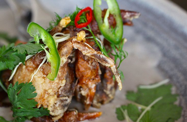 Where To Get The Best Soft-Shell Crab In Auckland