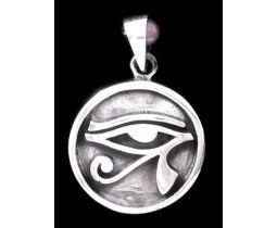 Sterling Silver ´Eye of Horus´ Pendant