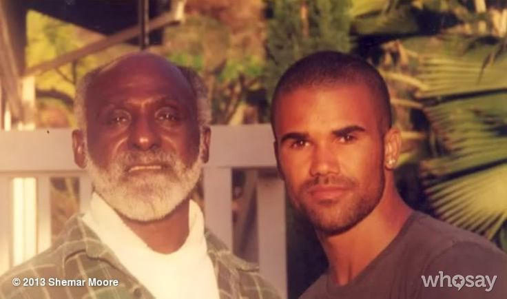 """Shemar Moore's photo """"HAPPY FATHER'S DAY!!!!!!!!""""  on @Jose Quilisadio"""