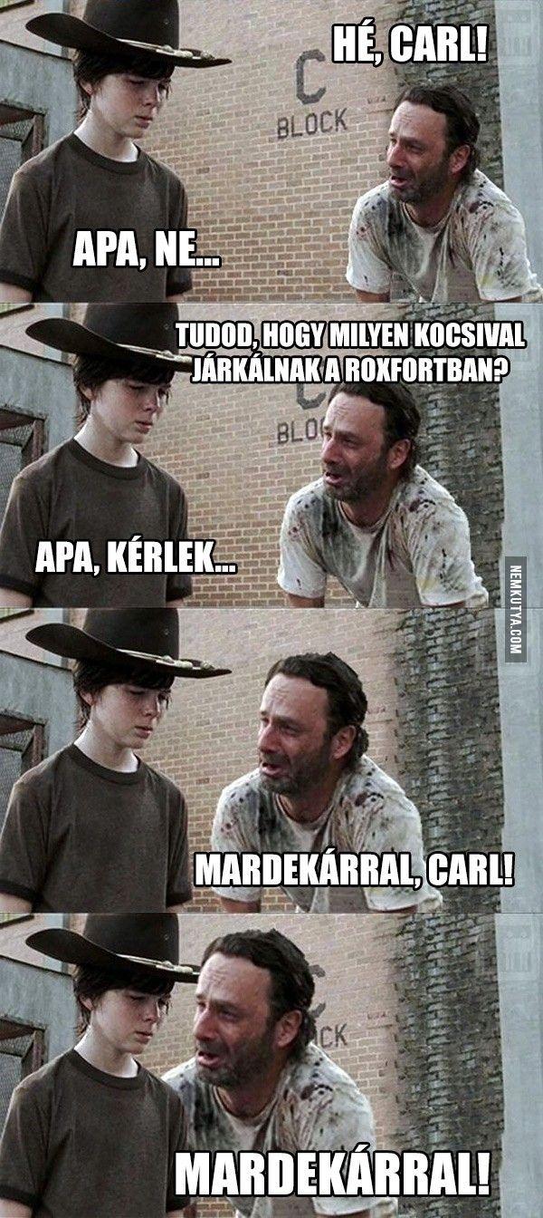 Milyen kocsival járkálnak Roxfortban, Carl?