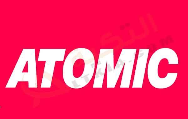 دواء أتوميك Atomic أقراص لعلاج الاضطرابات التي ي عاني منها البعض وينتج عنها عدم القدرة على التركيز كما أن ال Retail Logos The North Face Logo North Face Logo