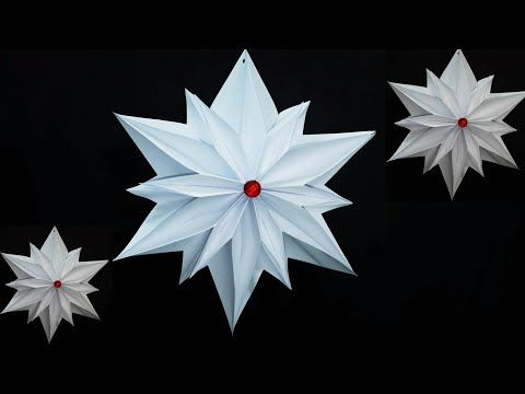 How to make a paper Star? - YouTube   360x480