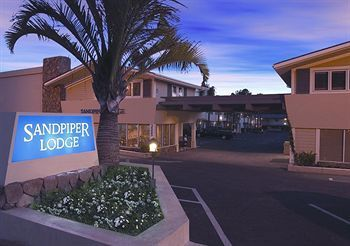 one of our stays Sandpiper Lodge