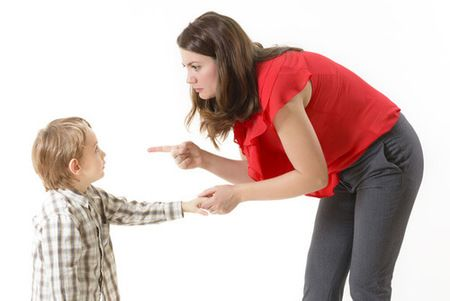 男の子と女の子でこんなに違う!効果的な叱り方 | WONDER!スクール