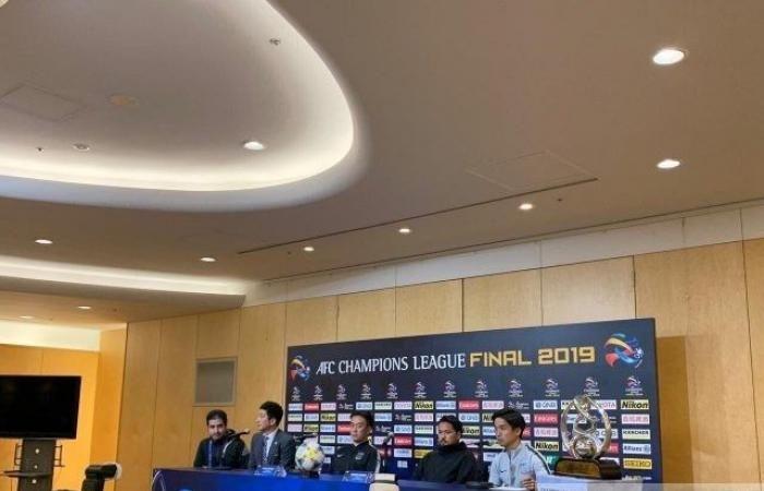 ساتوشي لم ينته شيء بعد وسنقاتل أمام 60 ألف من مشجعينا Afc Champions League Champions League Final Champions League