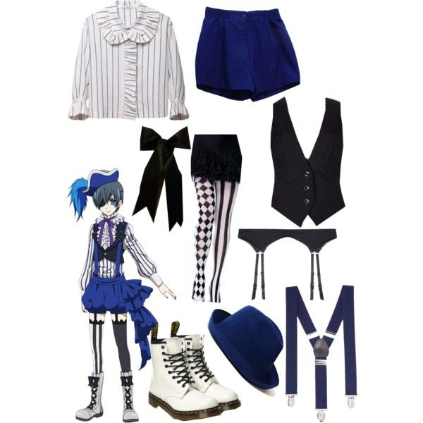 92 best Polyvore images on Pinterest   Anime outfits ...
