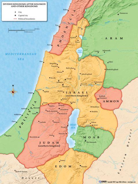 Moab; Moabites - International Standard Bible Encyclopedia