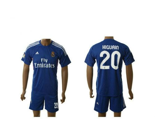 real madrid maillot de football exterieur 2013 2014 adidas collection20 higuain http www. Black Bedroom Furniture Sets. Home Design Ideas