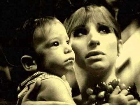 How Deep is the Ocean - Barbra Streisand & Jason Gould (Partners) - YouTube