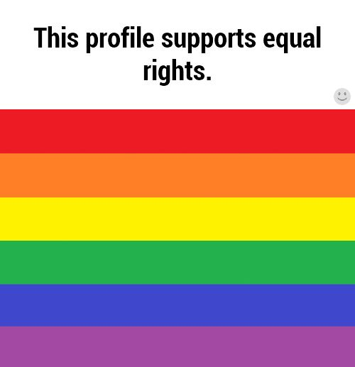 Repin to show you support gay rights and to show you dont judge them by who they love!