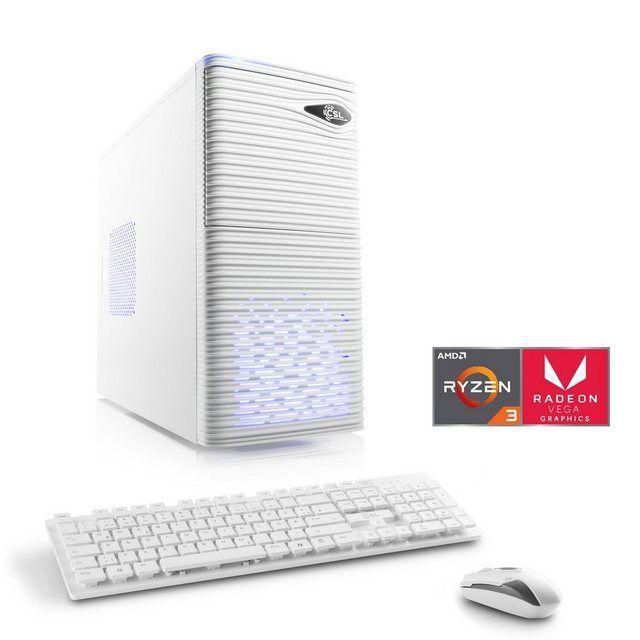 Gaming Pc Amd Ryzen 3 2200g Vega 8 Grafik 8 Gb Ddr4 Raquo Sprint T8920 Windows 10 Home Laquo Windows10 Der Multimedia In 2020 Gaming Pc Electronic Products Phone