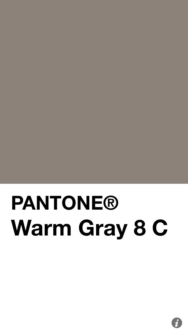 This Pantone Warm Grey Is A Wonderful Start To Your
