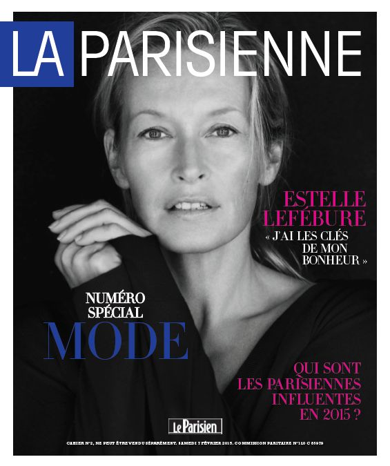 Mars 2015       #Estelle #Lefébure #Mode