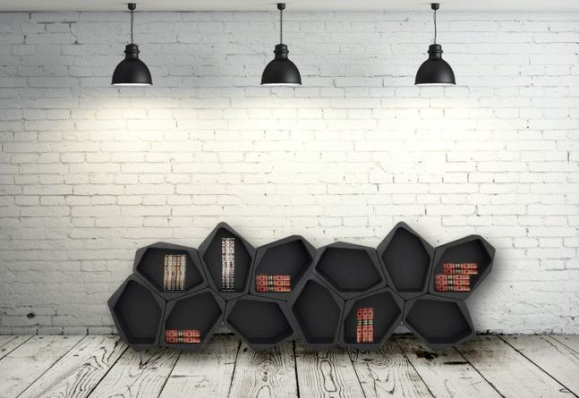 BUILD Modular Shelving Stack Shelves | Cool Material