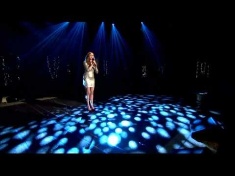 Sophie Evans performs 'Somewhere Over the Rainbow' on The Alan Titchmarsh Show (07.10.11)