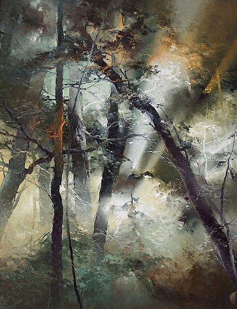 Художник Petras Lukosius #watercolor jd