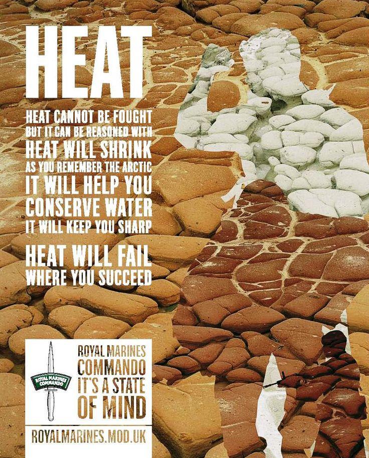 Royal Marines- Heat Motivation