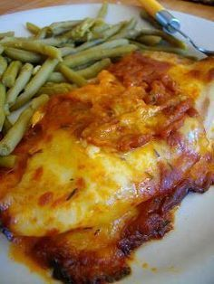 Esacalope de dinde à l'italienne