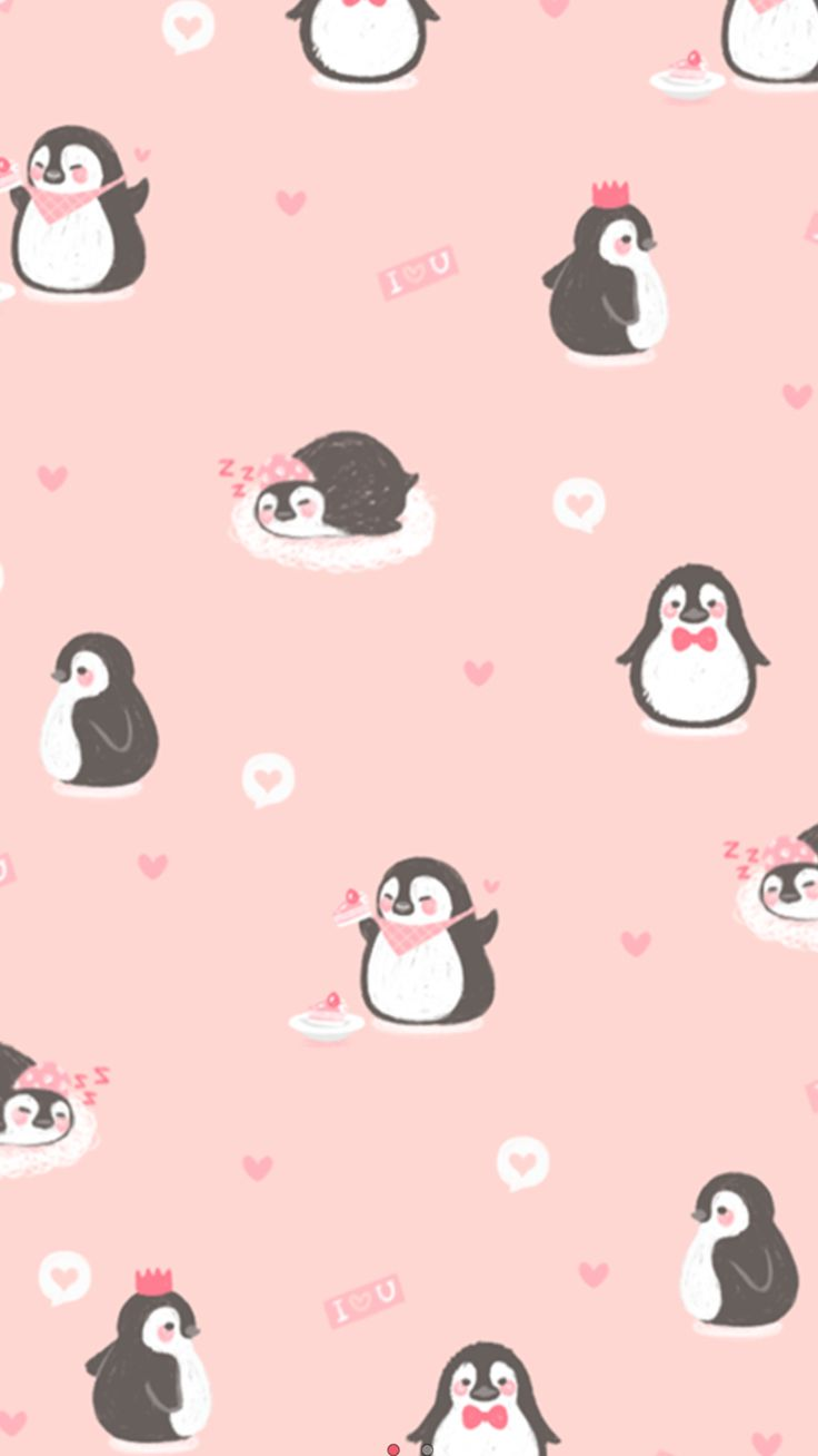 Penguin Wallpaper                By Ari Jimenez Méndez
