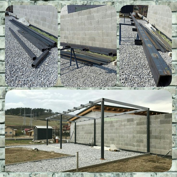 New steel project