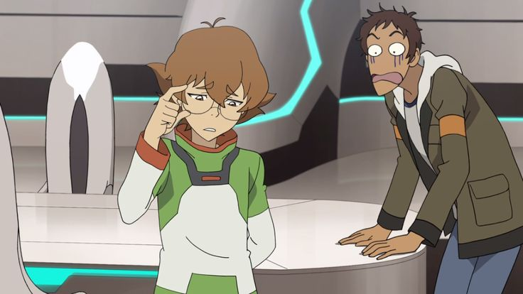 Lance's Funny Reaction When He Found Out Pidge Is A Girl