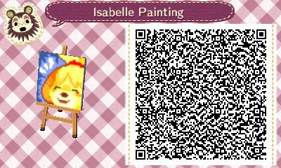 Isabelle painting animal crossing pinterest posts for Animal crossing mural