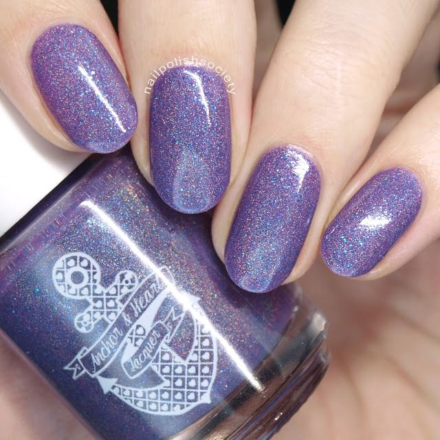 Road To Polish Con New York 2018: Week 2 >> Nail Polish Society