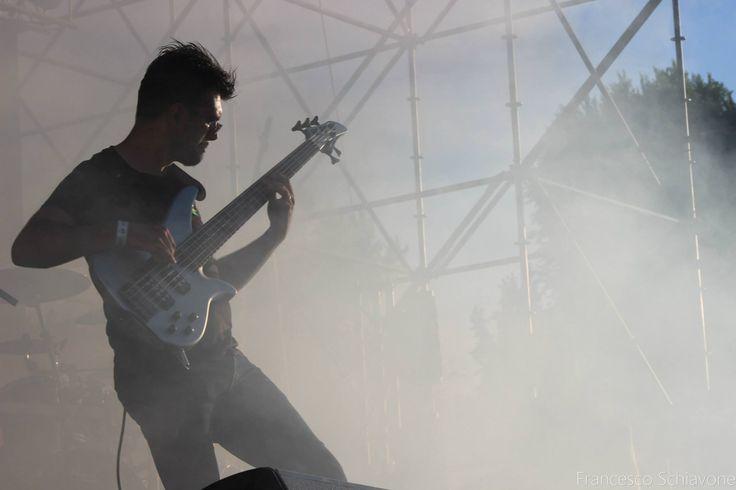 VIRTUAL SYMMETRY  - Alessandro Poppale - Bass